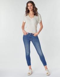 Odjeća Žene  Cargo hlače Only ONLKENDELL Blue