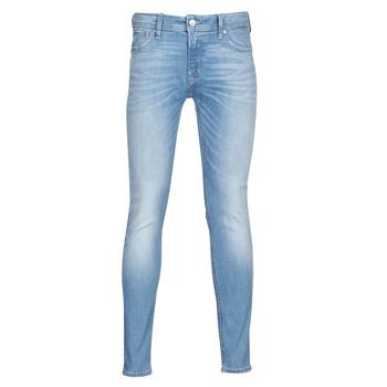 Odjeća Muškarci  Slim traperice Jack & Jones JJILIAM Blue / Svijetla