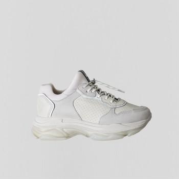 Obuća Žene  Niske tenisice Bronx Chaussures femme  Baisley Suede blanc cassé