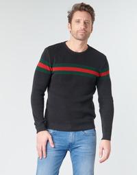 Odjeća Muškarci  Puloveri Yurban BAOLI Crna