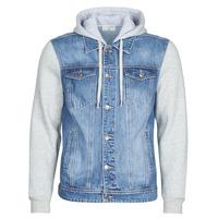 Odjeća Muškarci  Traper jakne Yurban LAURYNE Blue