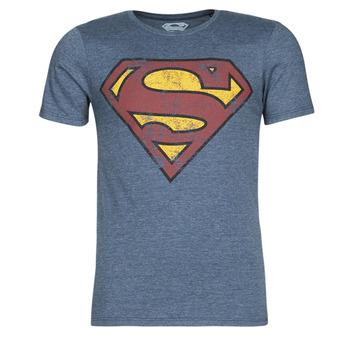 Odjeća Muškarci  Majice kratkih rukava Casual Attitude SUPERMAN LOGO VINTAGE Blue