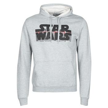 Odjeća Muškarci  Sportske majice Casual Attitude Star Wars Bar Code Siva