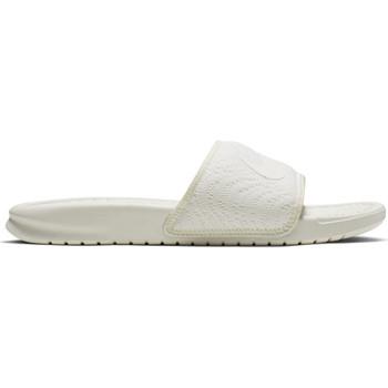 Obuća Žene  Sportske natikače Nike benassi jdi textile se Bijela