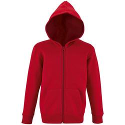 Odjeća Djeca Sportske majice Sols STONE COLORS KIDS Rojo
