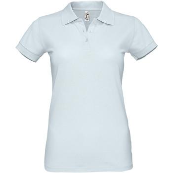 Odjeća Žene  Polo majice kratkih rukava Sols PERFECT COLORS WOMEN Azul