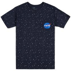 Odjeća Muškarci  Majice kratkih rukava Alpha T-shirt  Starry T noir/bleu/blanc