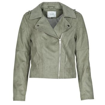 Odjeća Žene  Kožne i sintetičke jakne JDY JDYPEACH Siva