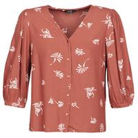 Odjeća Žene  Košulje i bluze Vero Moda VMJILLEY Bordo