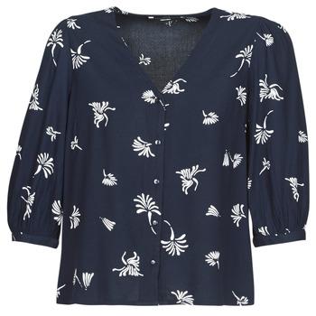 Odjeća Žene  Košulje i bluze Vero Moda VMJILLEY Blue