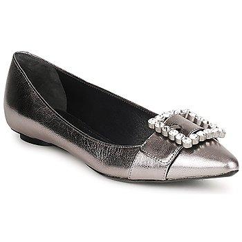 Obuća Žene  Balerinke i Mary Jane cipele Marc Jacobs MJ19417 Srebrna