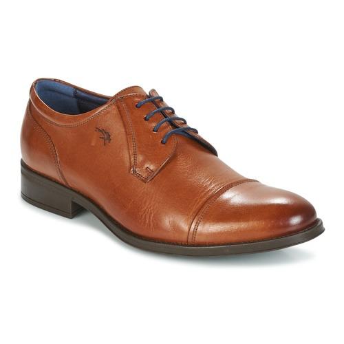 Obuća Muškarci  Derby cipele Fluchos HERACLES Smeđa