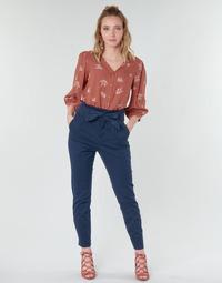 Odjeća Žene  Hlače s pet džepova Vero Moda VMEVA Blue