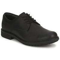 Obuća Muškarci  Derby cipele Timberland EK STORMBUCK PLAIN TOE OXFORD Crna