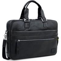 Torbe Muškarci  Poslovne torbe i aktovke Lois Osborn Crni