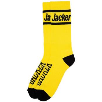 Tekstilni dodaci Muškarci  Čarape Jacker Holy molley socks Žuta