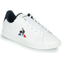 Obuća Djeca Niske tenisice Le Coq Sportif COURTSET GS Bijela / Blue