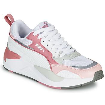Obuća Žene  Niske tenisice Puma X-RAY 2 Bijela / Ružičasta
