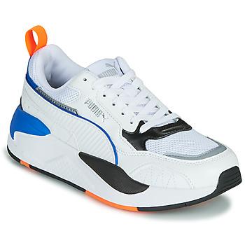Obuća Djeca Niske tenisice Puma X-RAY Bijela / Blue / Crna