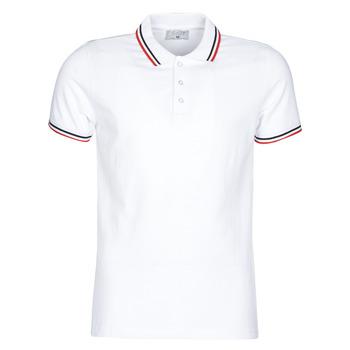 Odjeća Muškarci  Polo majice kratkih rukava Casual Attitude M.BOUPI Bijela