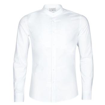 Odjeća Muškarci  Košulje dugih rukava Casual Attitude MASS Bijela