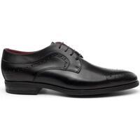 Obuća Muškarci  Derby cipele & Oksfordice Keelan 63211 BLACK