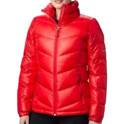 Odjeća Žene  Pernate jakne Columbia Pike Lake Red