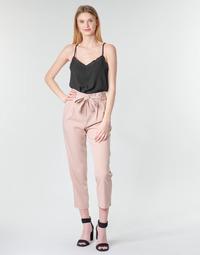 Odjeća Žene  Hlače s pet džepova Betty London MOUDI Ružičasta