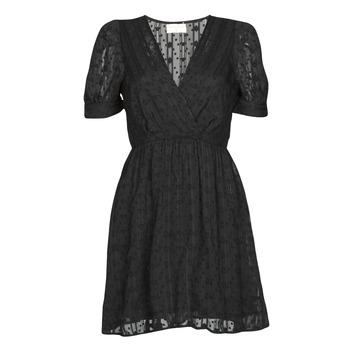 Odjeća Žene  Kratke haljine Moony Mood ACTINE Crna