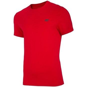 Odjeća Muškarci  Majice kratkih rukava 4F TSM003 Red