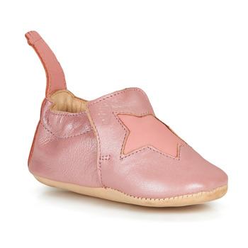 Obuća Djevojčica Papuče Easy Peasy BLUMOO ETOILE Ružičasta