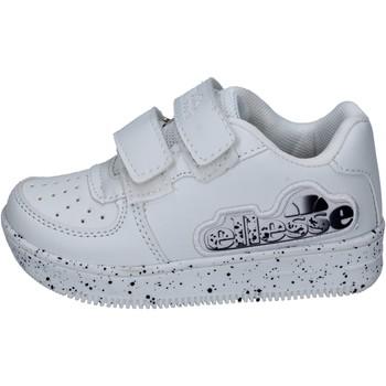 Obuća Dječak  Niske tenisice Ellesse sneakers pelle sintetica Bianco