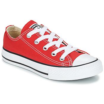 Obuća Djeca Niske tenisice Converse CHUCK TAYLOR ALL STAR CORE OX Red