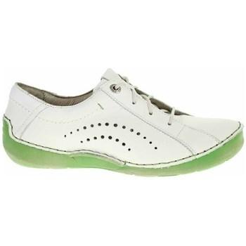 Obuća Žene  Derby cipele & Oksfordice Josef Seibel 59673687011 Bijela