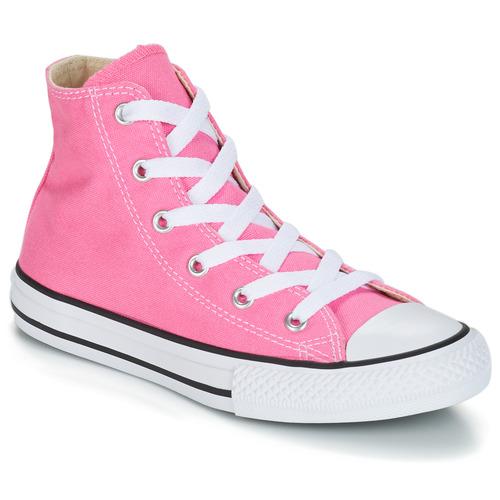 Obuća Djevojčica Visoke tenisice Converse CHUCK TAYLOR ALL STAR CORE HI Ružičasta