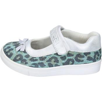 Obuća Djevojčica Balerinke i Mary Jane cipele Enrico Coveri Balerinke BN687 Zelena