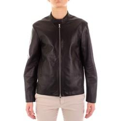 Odjeća Muškarci  Kožne i sintetičke jakne The Jack Leather RADETZKY Nero