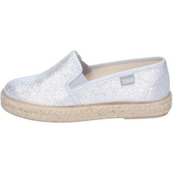 Obuća Djevojčica Slip-on cipele Enrico Coveri Cipele Tenisice BN701 Srebro