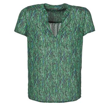Odjeća Žene  Topovi i bluze Ikks BR11055 Zelena