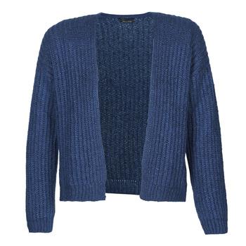 Odjeća Žene  Veste i kardigani Ikks BR17015 Blue