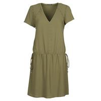 Odjeća Žene  Kratke haljine Ikks BR30015 Kaki