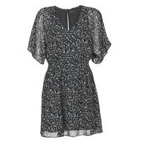 Odjeća Žene  Kratke haljine Ikks BR30075 Crna