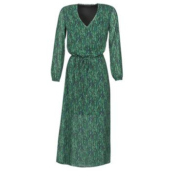 Odjeća Žene  Duge haljine Ikks BR30095 Zelena