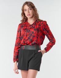 Odjeća Žene  Topovi i bluze Ikks BR13085 Red