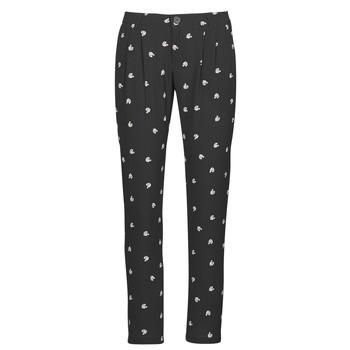 Odjeća Žene  Lagane hlače / Šalvare Ikks BR22125 Crna