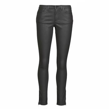 Odjeća Žene  Slim traperice Ikks BR29125 Crna