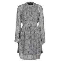 Odjeća Žene  Kratke haljine Ikks BR30165 Siva