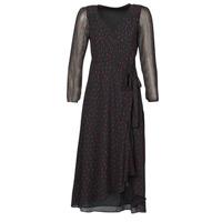 Odjeća Žene  Duge haljine Ikks BR30225 Crna