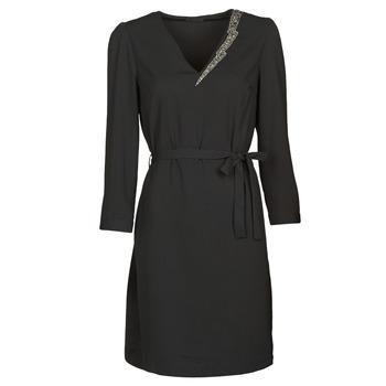 Odjeća Žene  Kratke haljine Ikks BR30265 Crna
