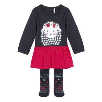 Odjeća Djevojčica Dječji kompleti 3 Pommes 3R36050-85 Multicolour
